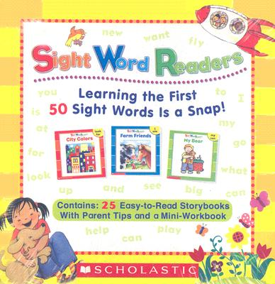 SIGHT WORD READERS BOXED SET [ INC. SCHOLASTIC ]