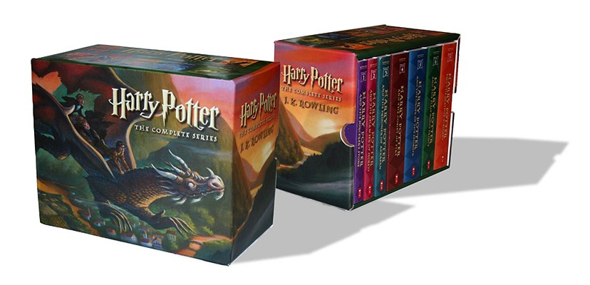 Harry Potter Paperback Boxed Set: Books #1-7 BOXED-HARRY POTTER PB BOXED SE (Harry Potter) [ J. K. Rowling ]