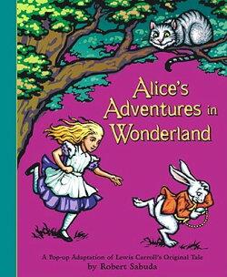 ALICE'S ADVENTURES IN WONDERLAND(POP-UP)