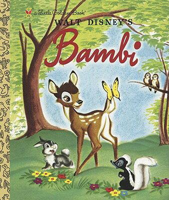Bambi (Disney Classic) BAMBI (DISNEY CLASSIC) RH/E (Little Golden Books (Random House)) [ Golden Books ]