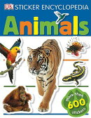 Sticker Encyclopedia: Animals: More Than 600 Stickers [With Stickers]