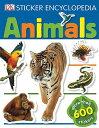 Sticker Encyclopedia: Animals: More Than 600 Stickers [With Stickers] STICKER BK-STICKER ENCY ANIMAL (DK Stic…