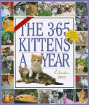 365 KITTENS-A-YEAR:2010(WALL)
