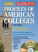 Barron's Profiles of American Colleges [With CDROM]