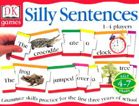 SILLY SENTENCES:GRAMMAR SKILLS PRACTICE [ DORLING KINDERSLEY PUBLISHING ]