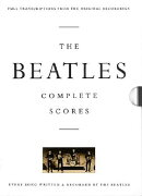 BEATLES,THE:COMPLETE SCORES(P)