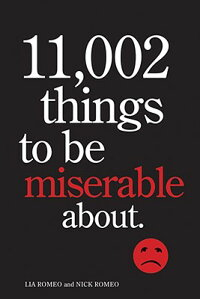 11,002_Things_to_Be_Miserable