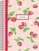 CATH KIDSTON STRAWBERRIES NOTEBOOK[洋書]