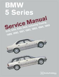 BMW_5-Series:_Service_Manual:
