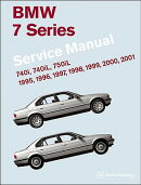 BMW 7 SERIES (E38) SERVICE MANUAL:1995