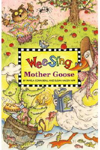 WEE_SING_MOTHER_GOOSE(WITH_CD)