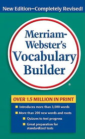 Merriam-Webster's Vocabulary Builder MERM WEB VOCABULARY BUILDER-2E [ Merriam-Webster Inc ]