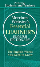 M-W'S ESSENTIAL LEARNER'S ENG. DIC.(A)