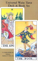 Universal Waite Tarot Deck [With Book]