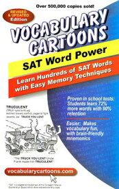 VOCABULARY CARTOONS:SAT WORD POWER(P) [ SAM BURCHERS ]
