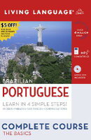Brazilian Portuguese: Complete Course: The Basics [With 4 CDs and Portuguese-English/English-Portugu