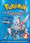 The Complete Pokemon Pocket Guide: Vol. 2