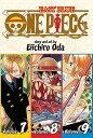 ONE PIECE #7-9(P) [ EIICHIRO ODA ]