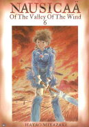 NAUSICAA OF THE VALLEY OF THE WIND #6(P)