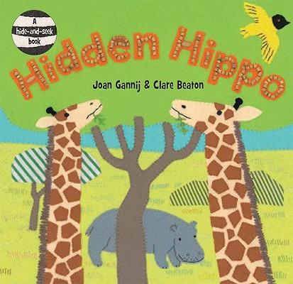 Hidden Hippo HIDDEN HIPPO-BOARD [ Joan Gannij ]