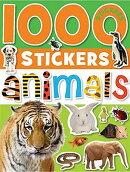1000 Stickers: Animals [With Sticker(s)]
