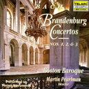 バッハ:ブランデンブルク協奏曲第1番ヘ長調