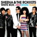 WHITE BOX −INVITATION YEARS−(DVD付)/シーナ&ロケッツ【1000円以上送料無料】