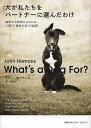 犬が私たちをパートナーに選んだわけ 最新の犬研究からわかる、人間の「最良の友」の起源/ジョン・ホーマンズ/仲達…