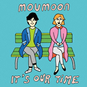 It's Our Time(Blu−ray Disc付)/moumoon【1000円以上送料無料】