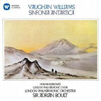 ヴォーン・ウィリアムズ:南極交響曲(交響曲第7番)
