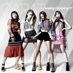 Jumping Camping!!!!(通常盤)/Carat【1000円以上送料無料】