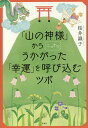 「山の神様」からこっそりうかがった「幸運」を呼び込むツボ/桜井識子【1000円以上送料無料】