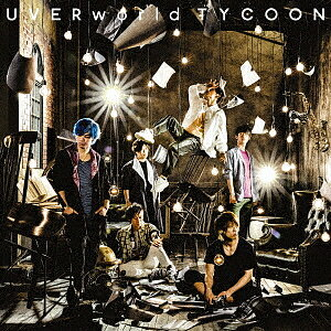 TYCOON(通常盤)/UVERworld【1000円以上送料無料】