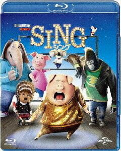 〔予約〕SING/シング(Blu−ray Disc)【1000円以上送料無料】