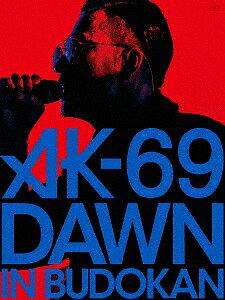 DAWN in BUDOKAN(初回仕様パッケージ)(Blu−ray Disc)/AK−69【1000円以上送料無料】