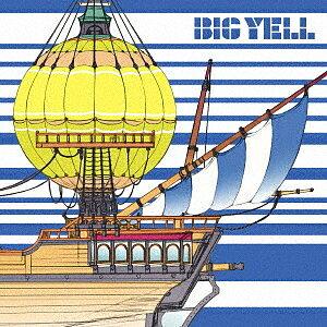 BIG YELL(通常盤)/ゆず【1000円以上送料無料】