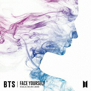 FACE YOURSELF(通常盤)/BTS(防弾少年団)【1000円以上送料無料】