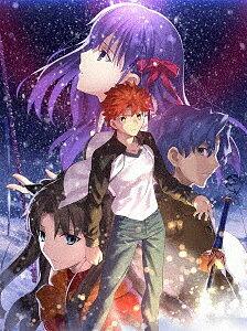 劇場版「Fate/stay night[Heaven's Feel]I.presage flower」(完全生産限定版)(Blu−ray Disc)/Fate【1000円以上送料無料】