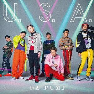 U.S.A.(初回生産限定盤B)(DVD付)/DA PUMP【1000円以上送料無料】