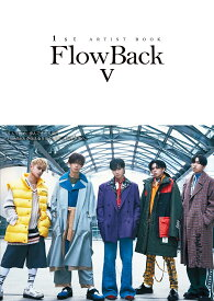 FlowBack V(ヴィーディ−) 1st ARTIST BOOK【1000円以上送料無料】