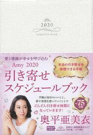 Amy 引き寄せスケジュールブック/奥平亜美衣【1000円以上送料無料】