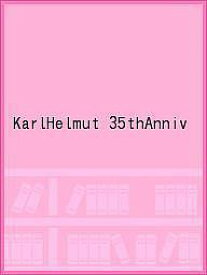 KarlHelmut 35thAnniv【1000円以上送料無料】
