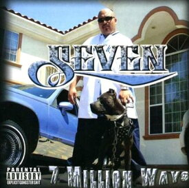 【中古】【Import】7 Million Ways/Seven