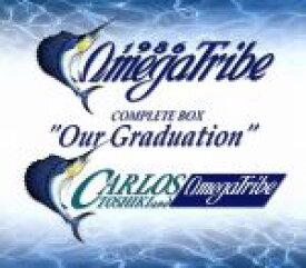 """【中古】 1986 OMEGA TRIBE CARLOS TOSHIKI&OMEGA TRIBE COMPLETE BOX""""Our Graduation"""" /1 【中古】afb"""