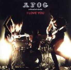 【中古】 I LOVE YOU/a flood of circle 【中古】afb
