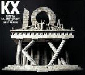 【中古】 BEST ALBUM KX(初回限定盤)(DVD付) /KREVA 【中古】afb