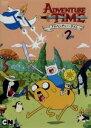 【中古】 アドベンチャー・タイム シーズン1 Vol.2 /ペンデルトン・ウォード(原作、総監督) 【中古】afb