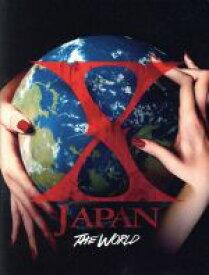 【中古】 THE WORLD〜X JAPAN 初の全世界ベスト〜(初回限定盤)(DVD付) /X JAPAN 【中古】afb