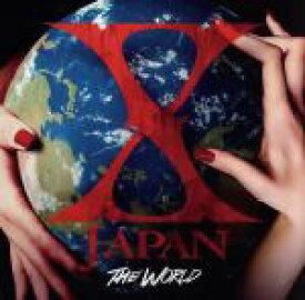 【中古】 THE WORLD〜X JAPAN 初の全世界ベスト〜 /X JAPAN 【中古】afb