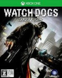 【中古】 ウォッチドッグス /XboxOne 【中古】afb